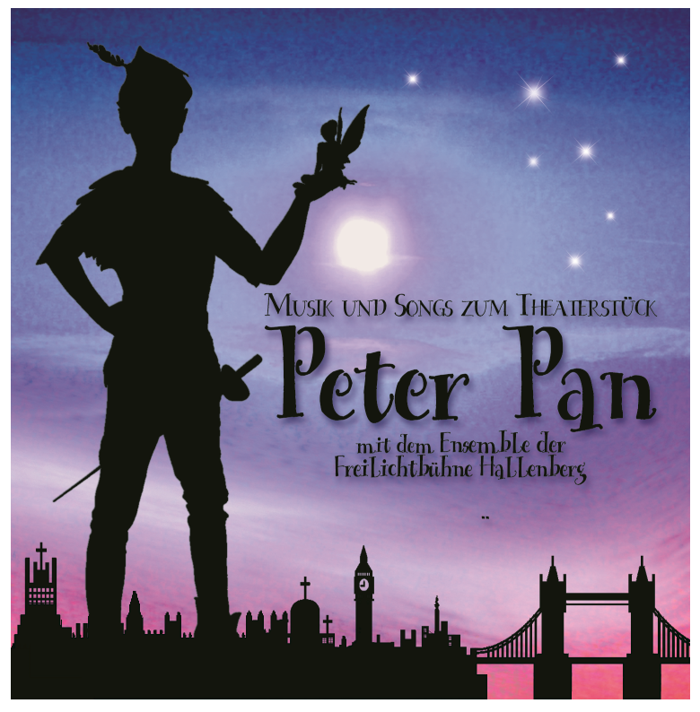 CD Cover - PETER PAN